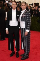 neil patrick harris david burtka - thom browne