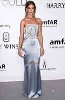 rosie huntington whiteley - galvan (scarpe jimmy choo, clutch bulgari e gioielli chanel)