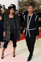 willow smith - chanel e jaden smith - louis vuitton